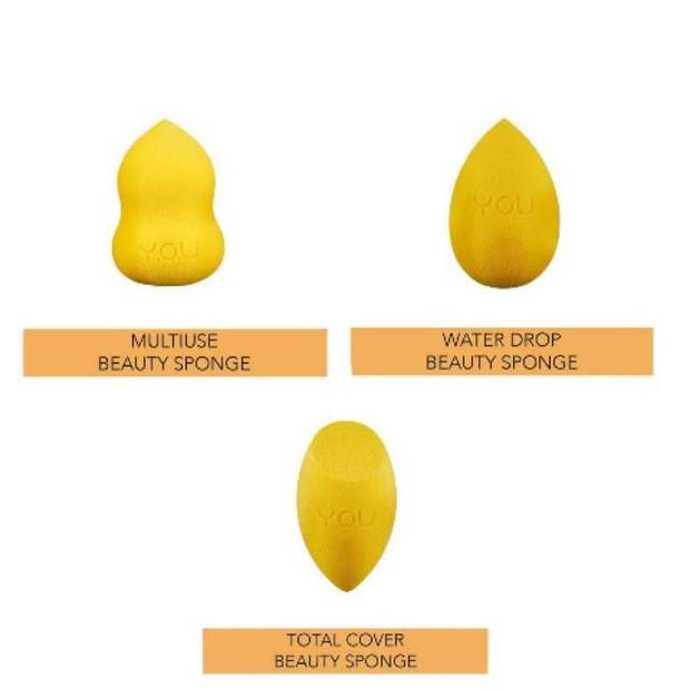 Y.O.U Beauty Sponge (sumber : shopee.co.id/hyperstore.id)