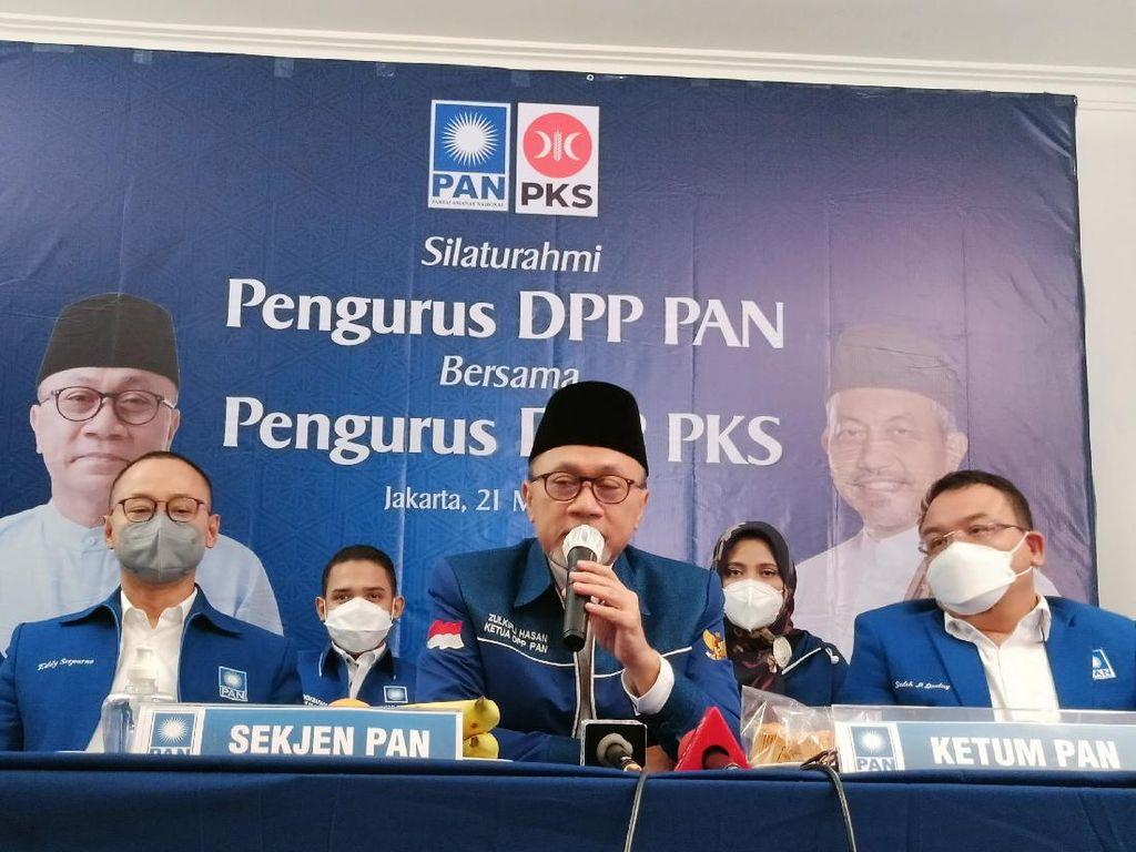Ketum PAN Zulhas Bicara Jika Papua Lepas dari Indonesia