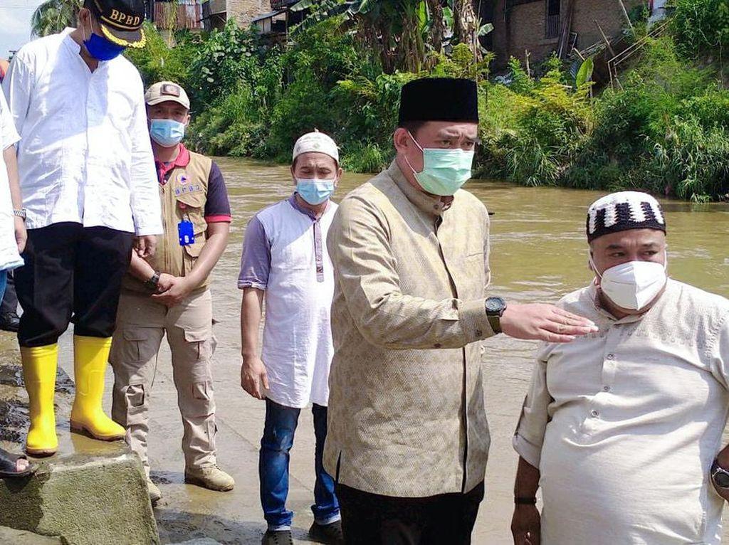 Pengamat Apresiasi Bobby Nasution Pantau Banjir Saat Lebaran