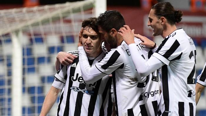 Pirlo: Juventus Belum Habis