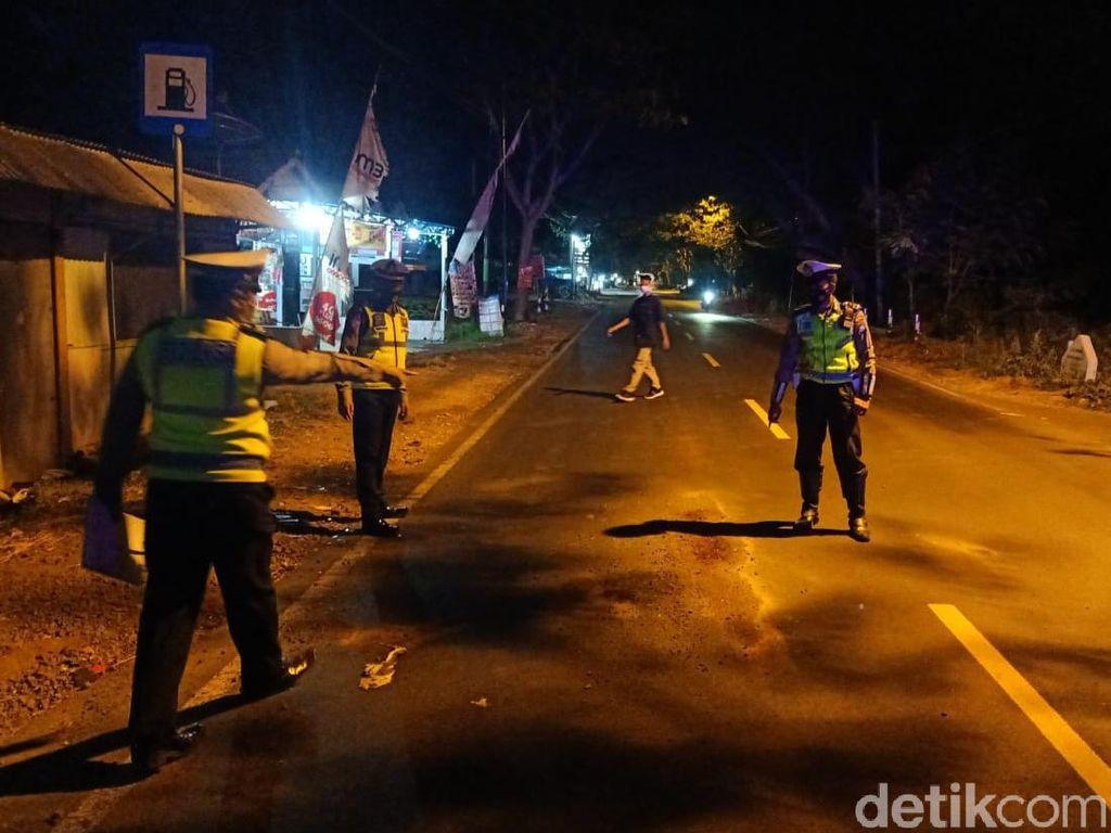 Adu Banteng Motor di Banyuwangi, Dua Bikers Tewas