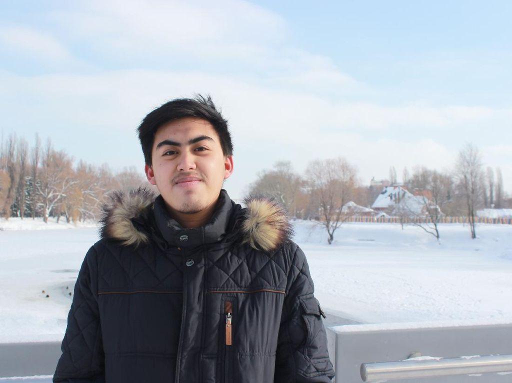 Kisah Mahasiswa RI Berkuliah di Rusia: Cicil Tugas Akhir dari Semester 1