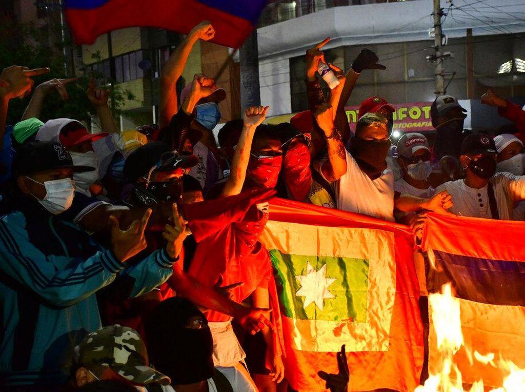 Krisis Politik, Kolombia Batal Gelar Copa America 2021