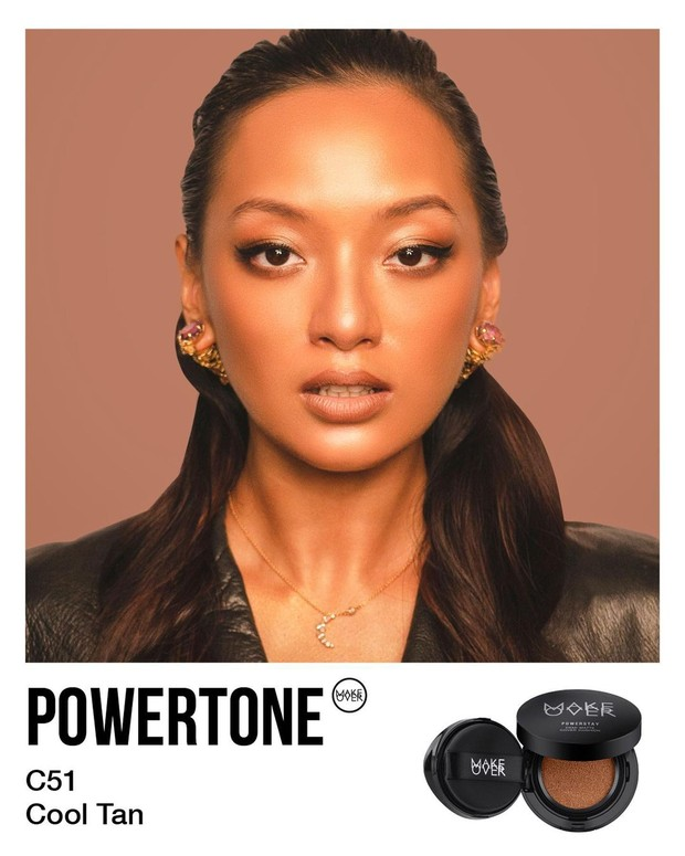 Make Over Powerstay Demi-Matte Cover Cushion/Instagram.com/makeoverid