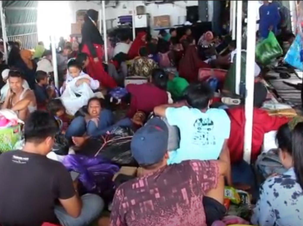 Penumpang Kapal Tujuan Samarinda Naik, Begini Penjelasan Kemenhub