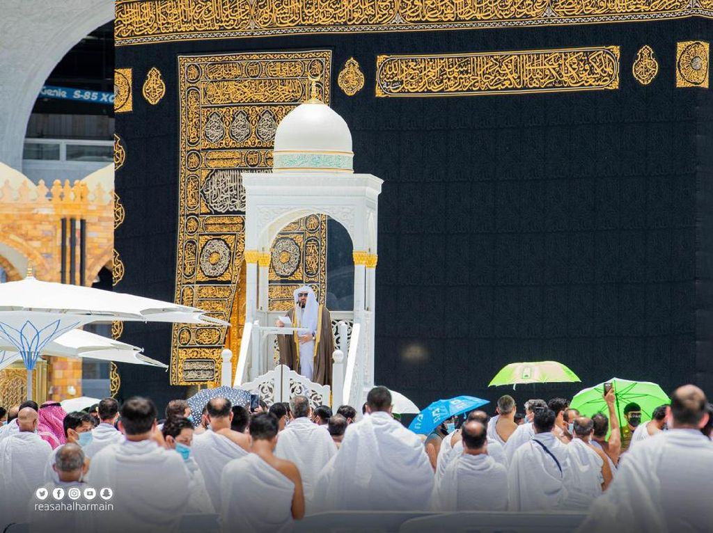 3 Ulama Indonesia Ini Pernah Jadi Imam dan Khatib Masjidil Haram