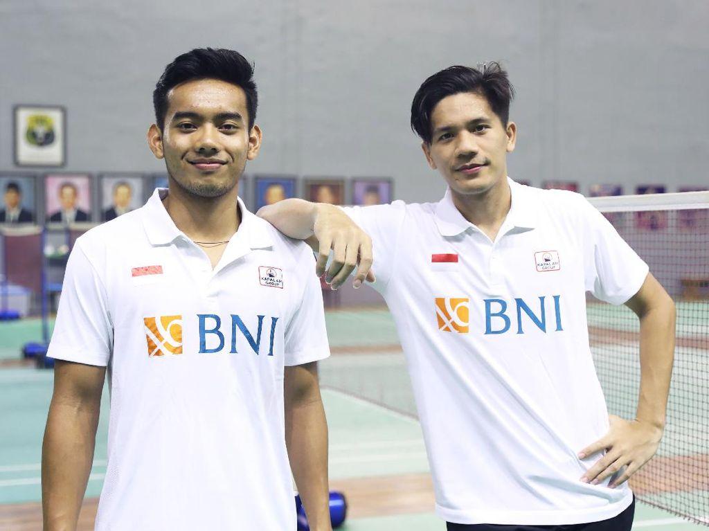 Spain Masters 2021: Menangi All Indonesia Final, Pramudya/Yeremia Juara