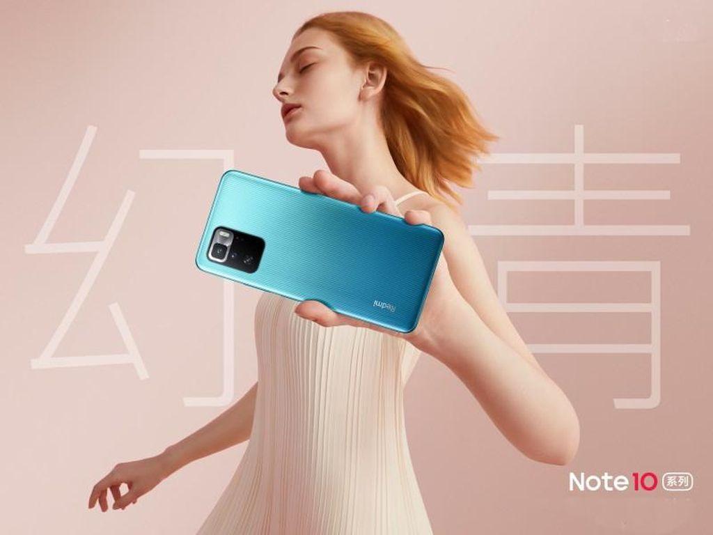 Xiaomi Siapkan Redmi Note 10 Ultra, Ini Bocoran Spesifikasi Gaharnya