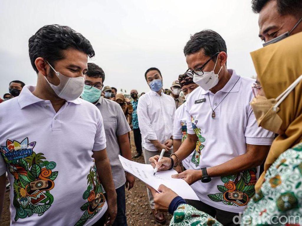 Sandiaga Bakal Ada Investasi Rp 1 T di KEK Singosari