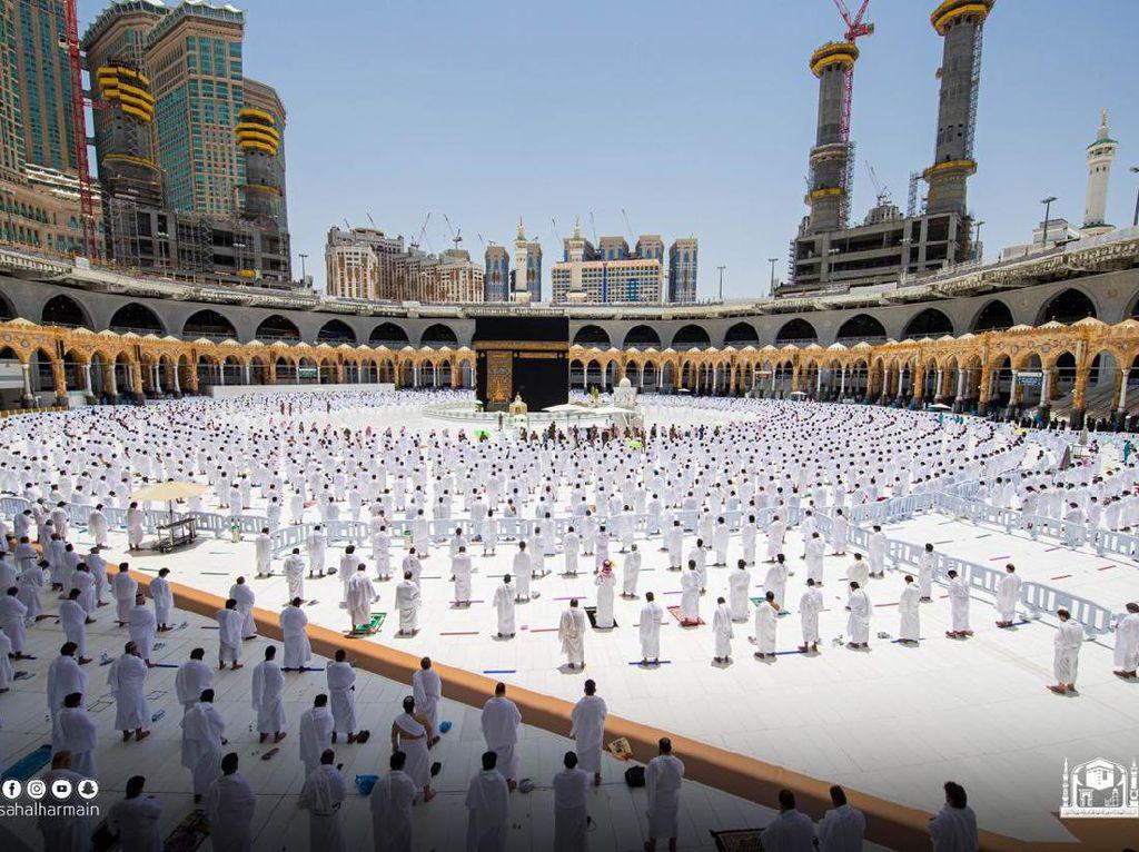 7 Poin dalam Pengumuman Menag tentang Jemaah Indonesia Batal Haji 2021