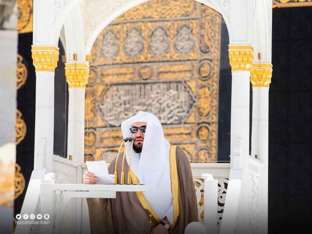 Syeikh Baleelah Diserang Saat Khotbah, Ini 11 Imam-Khatib Masjidil Haram