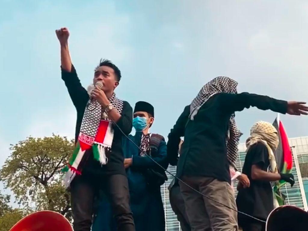UAH Dituding Tilap Donasi untuk Palestina, Taqy Malik Tak Terima