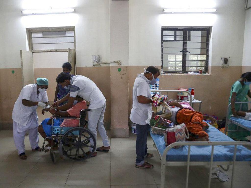 Dugaan Ahli soal Penyebab Ledakan Kasus Jamur Hitam di India