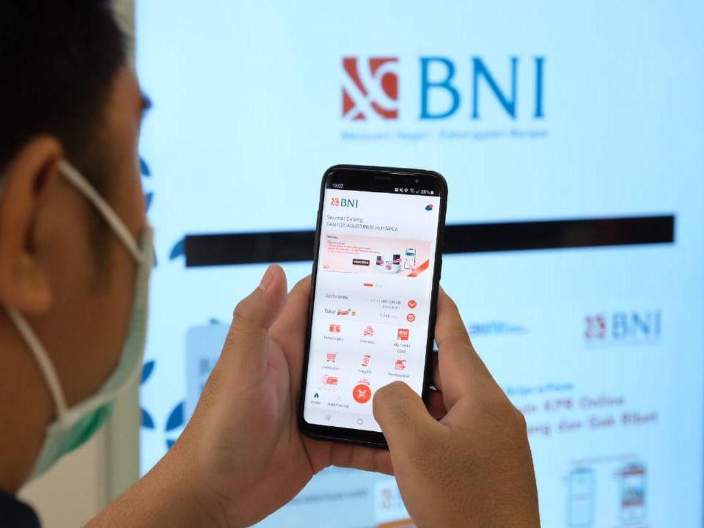Top! Pakai New BNI Mobile Banking Lebih Gampang Transaksi Apa Saja
