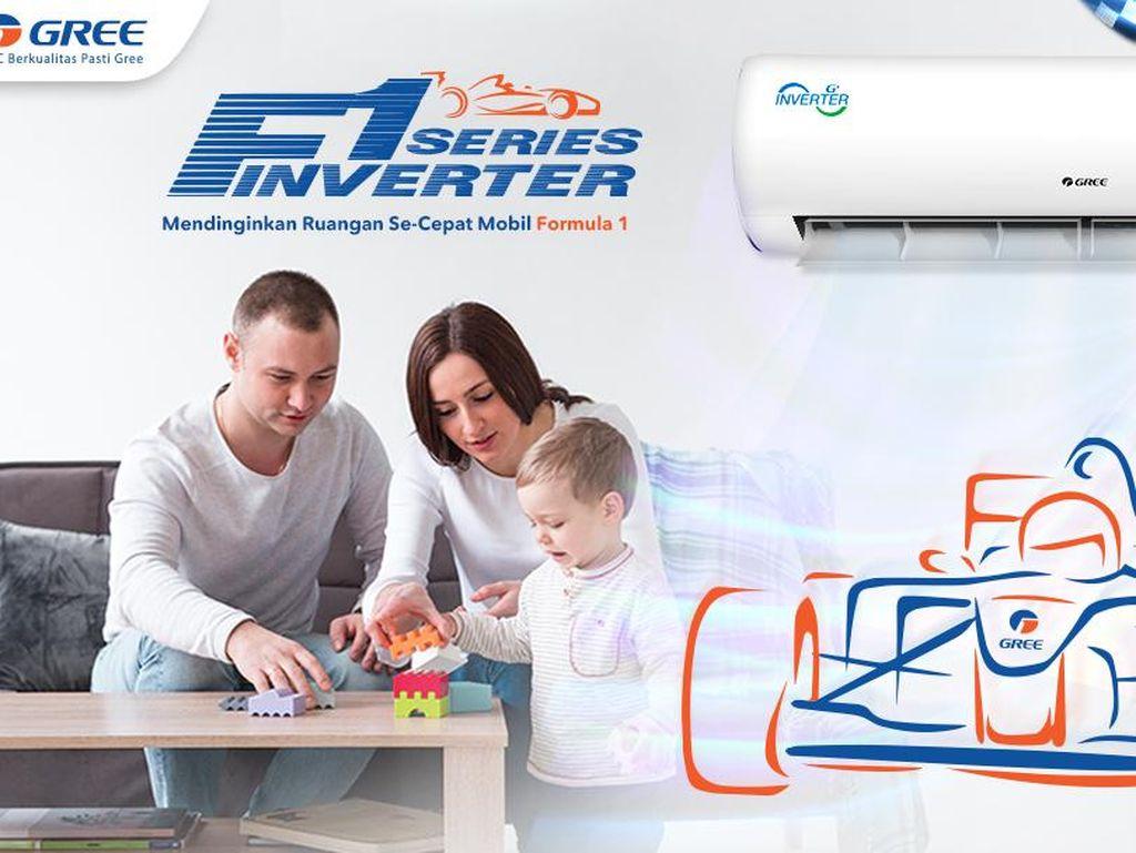 Fitur AC Inverter yang Bagus Buat Hemat Listrik