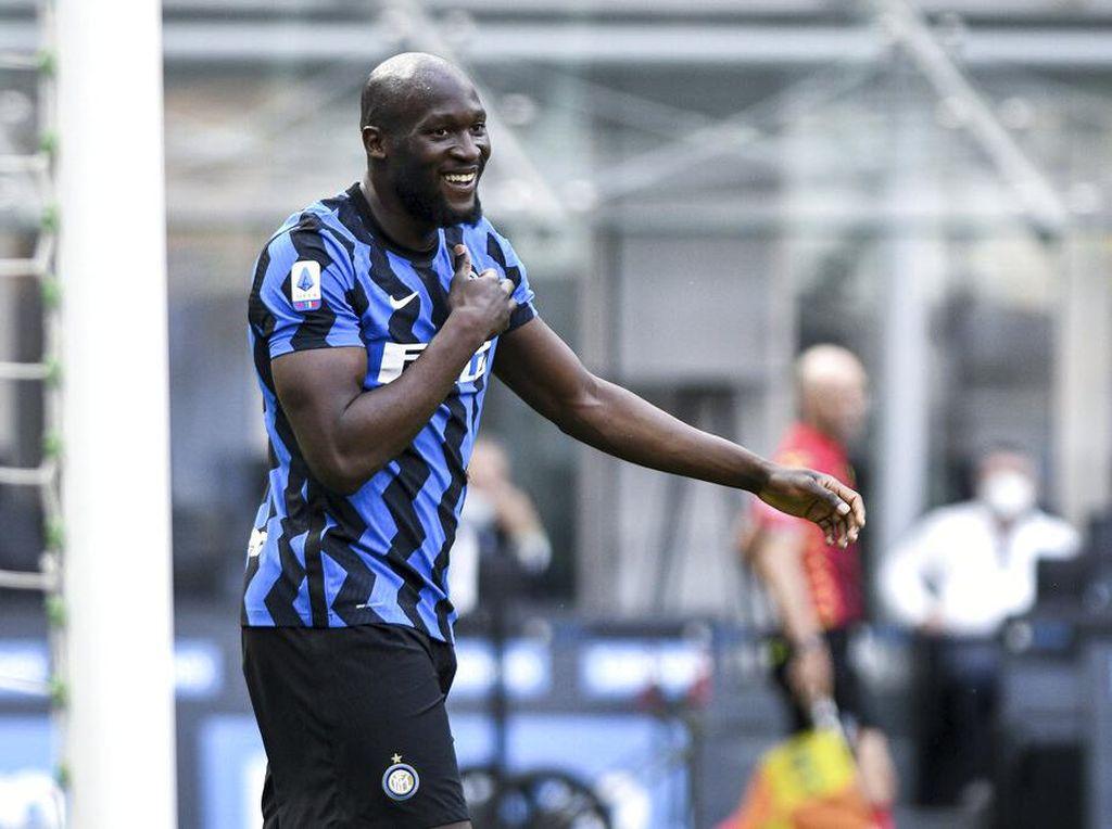Chelsea Mau Luluhkan Inter, Siap Naikkan Tawaran untuk Lukaku