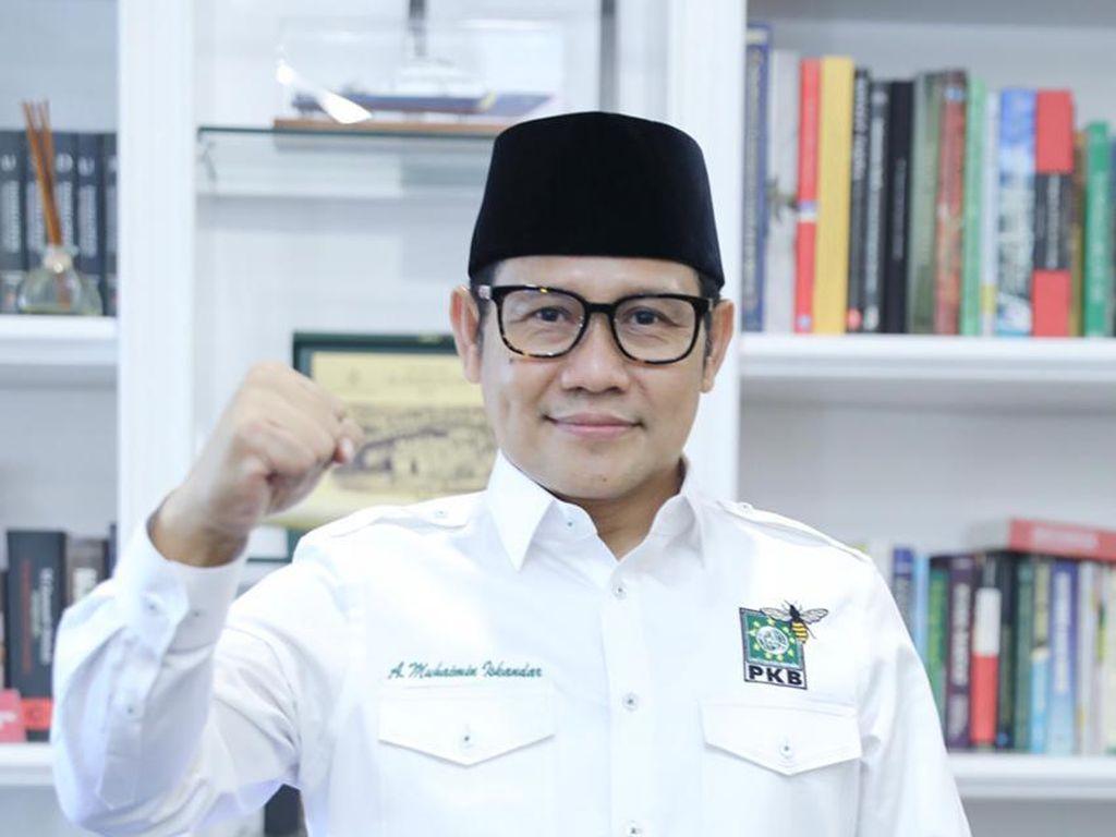 Data WNI Diduga Bocor, Cak Imin Dorong Penuntasan RUU PDP