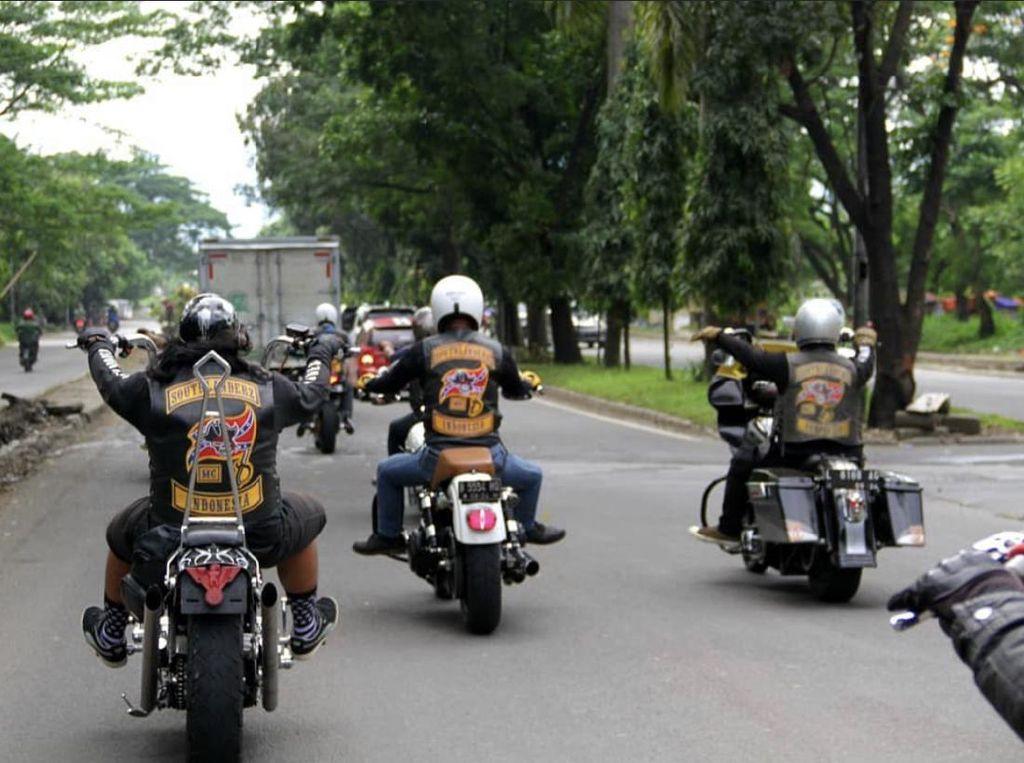 Knalpot Bising Dilarang, Klub Moge: Harley Identik dengan Suara Berisik
