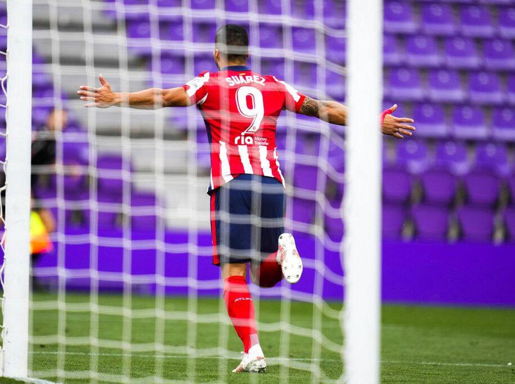 Betapa Pentingnya Gol-gol Suarez untuk Atletico