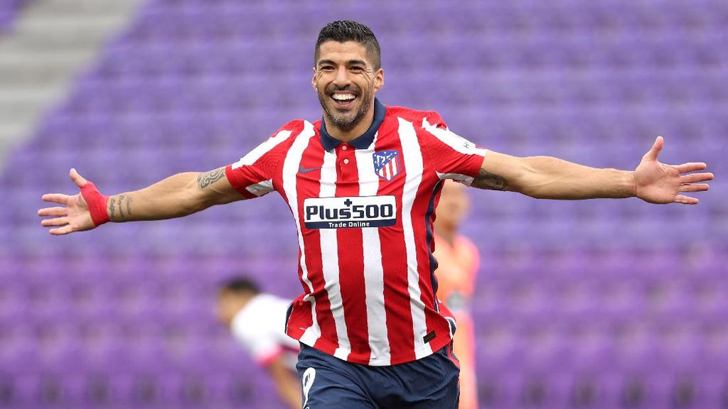 Luis Suarez dan 6 Pengkhianat yang Sukses di Sepakbola