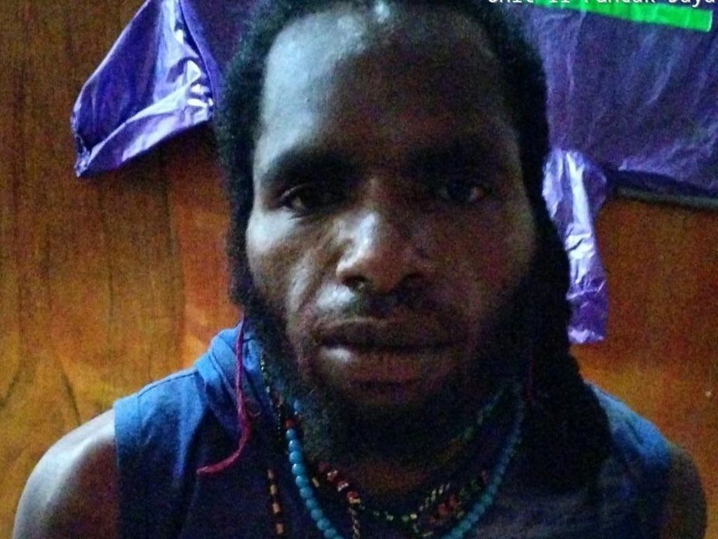 Satgas Nemangkawi Tangkap Teroris KKB Papua Penembak Letda Blegur