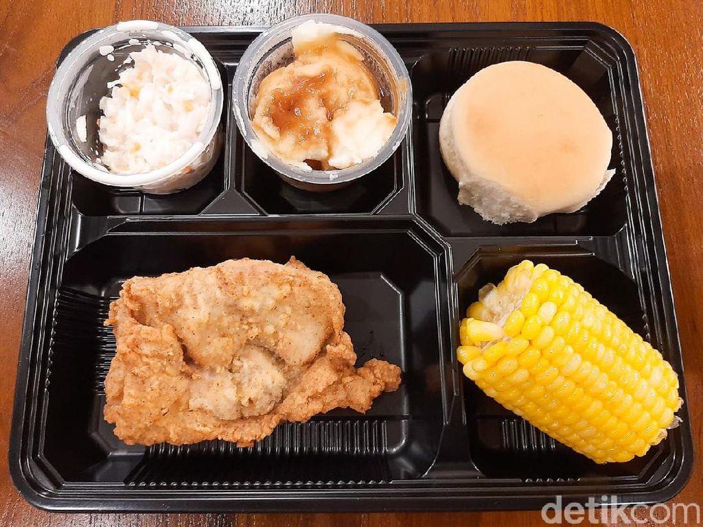 Menu Pertama KFC Indonesia Tahun 1979, Seperti Apa Rasanya?