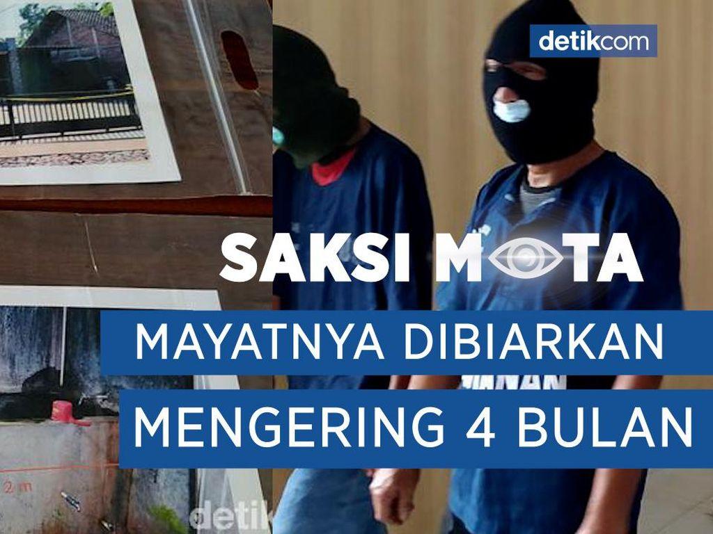 Saksi Mata: Disebut Titisan Genderuwo, Bocah Diruwat hingga Tewas