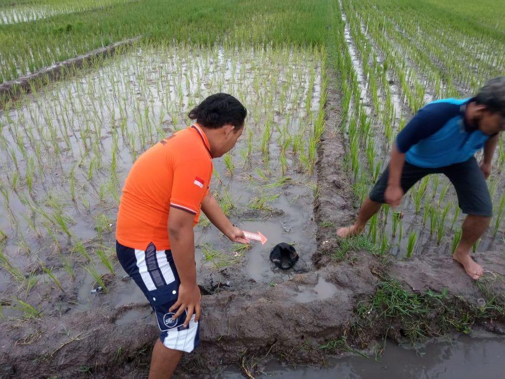 Petani di Mojokerto Tewas Tersambar Petir