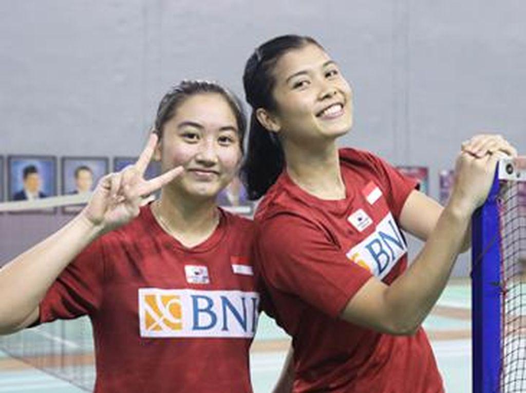 Ganda Putri Indonesia Juara Spain Masters 2021