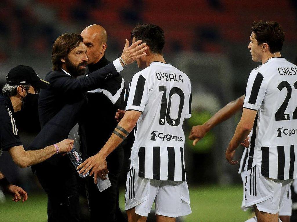 Klasemen Akhir Liga Italia 2020/2021: Inter Pertama, Juventus Keempat