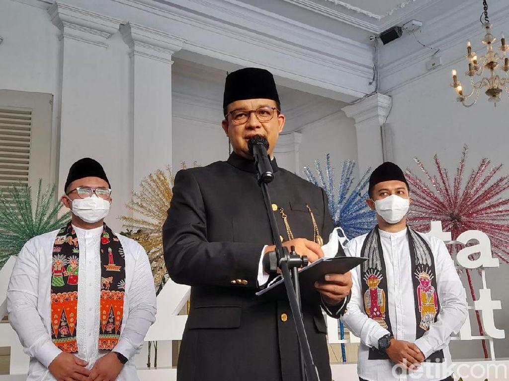 Jelang HUT Ke-494 DKI, Anies Optimistis Jakarta Bangkit dari COVID-19