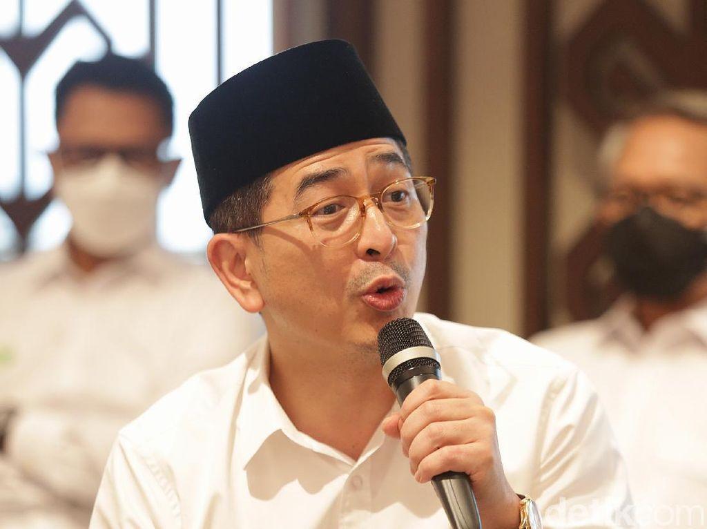 Jokowi Targetkan Ekonomi Tumbuh 5% Tahun 2022, Ini Syarat Pengusaha