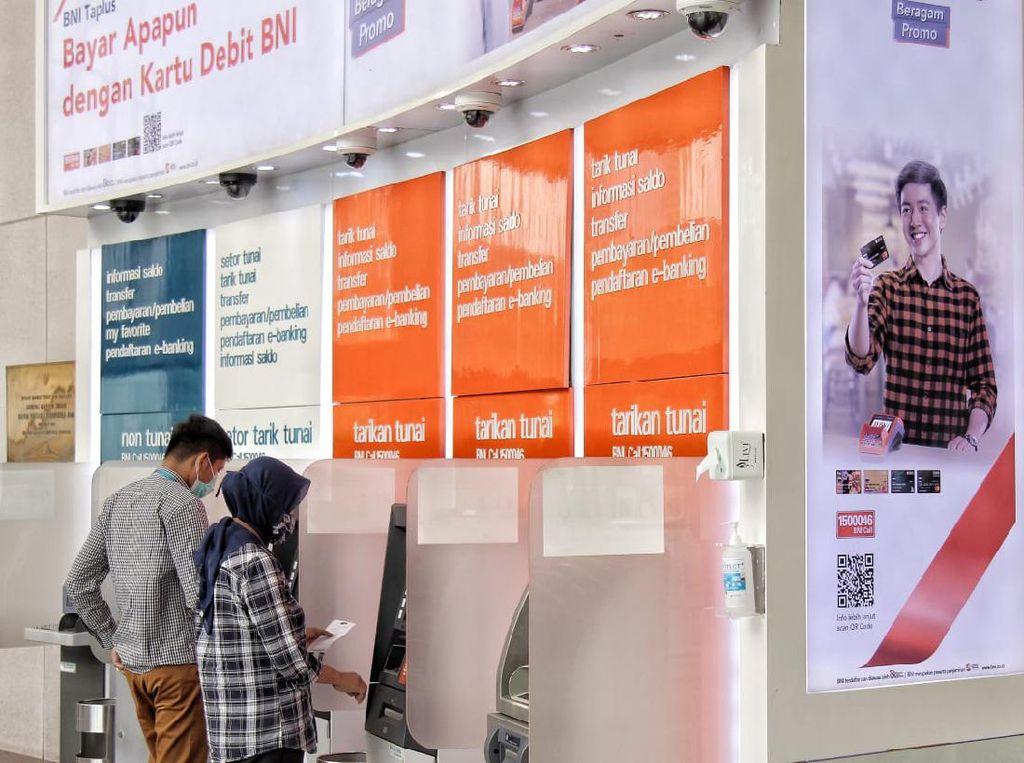 Transaksi Gratis di ATM Himbara, Bisa Banget!