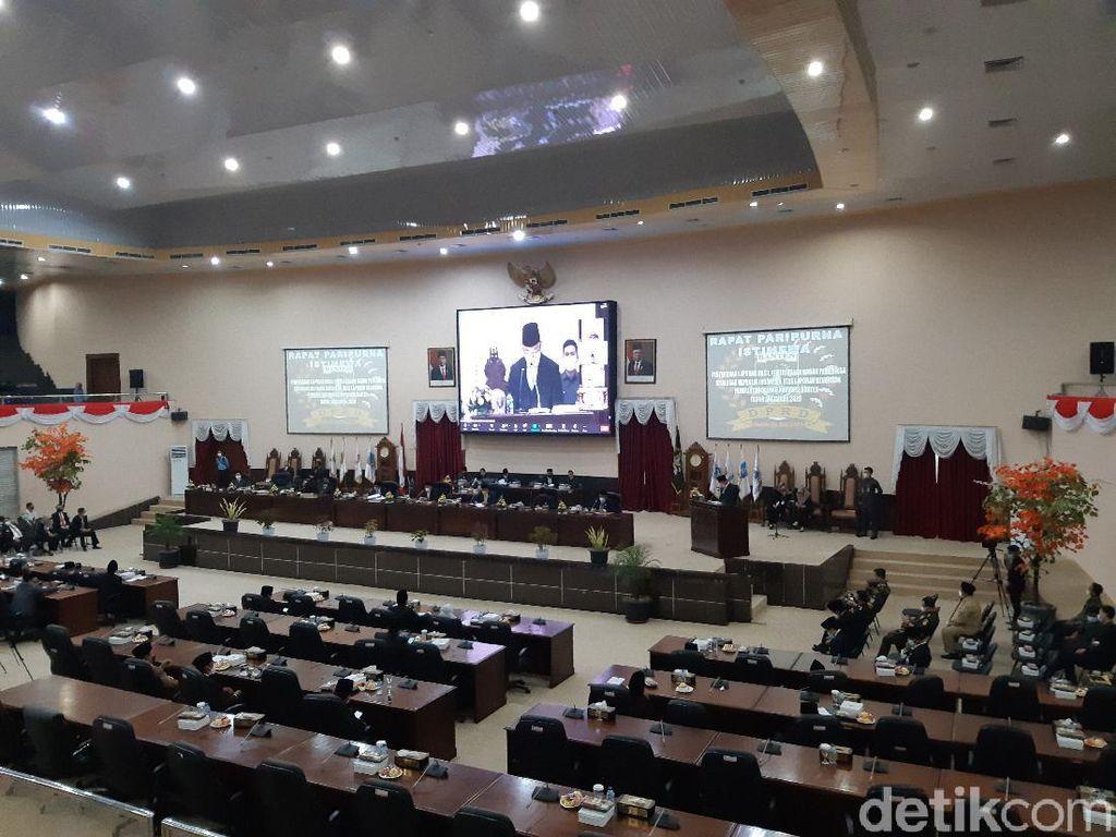 BPK Beri Sejumlah Catatan Terkait Laporan Keuangan Pemprov Banten 2020