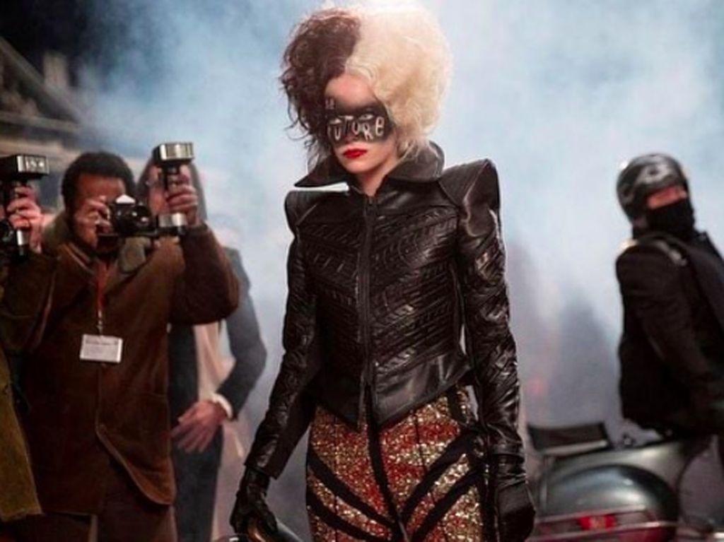 Emma Stone Menikmati Jadi Jahat dalam Cruella
