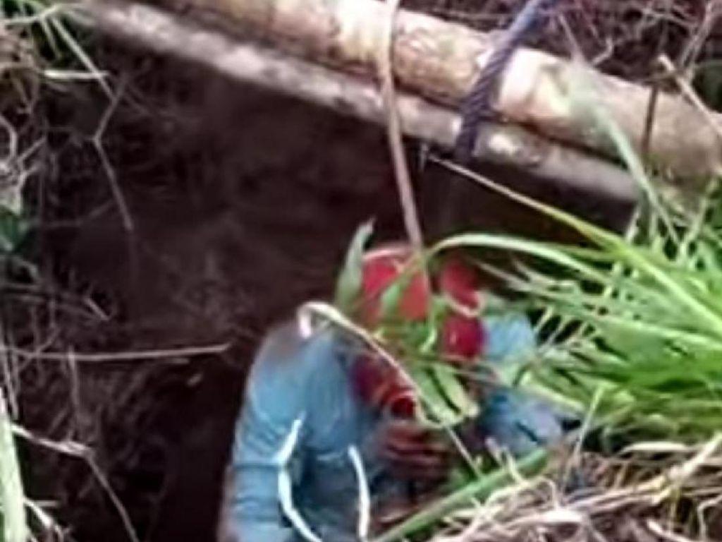 Jabar Banten Hari Ini: Pemburu Terjebak di Lubang-Masker Corona Diduga Dikorupsi