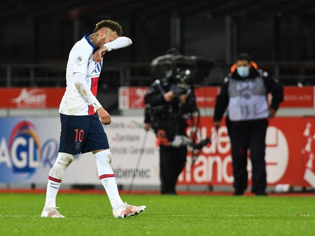 Kemenangan Tak Cukup Antar PSG Juara Ligue 1