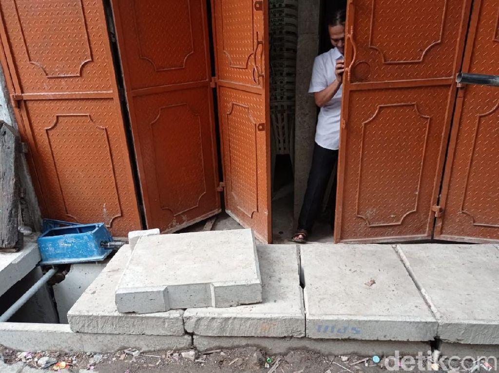 Minta Maaf, Palyja Janji Benahi Dampak Pemasangan Penutup Got di Tambora