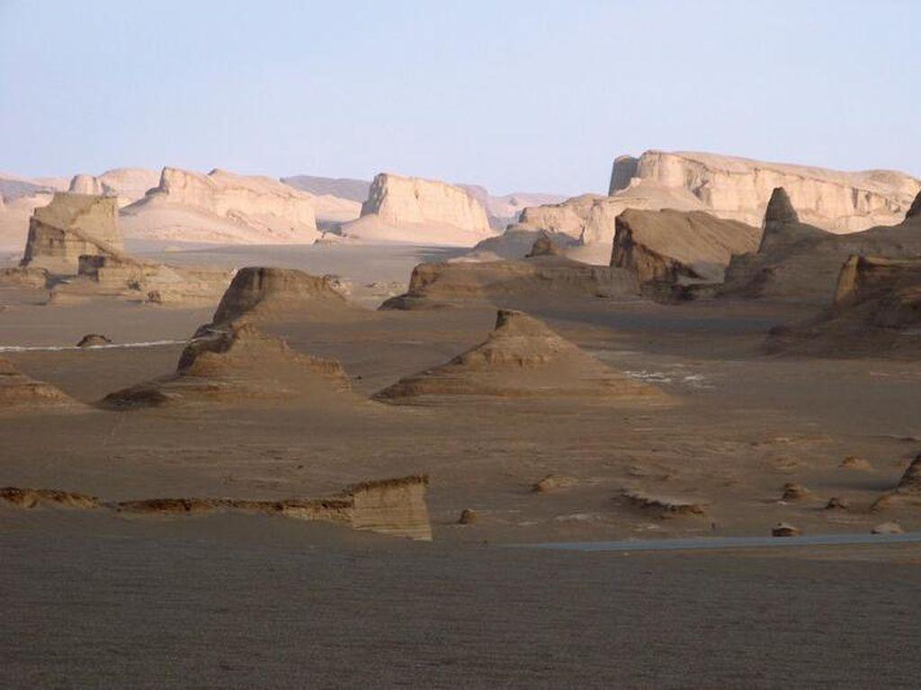 Ini Tempat Terpanas di Bumi, Kalahkan Lembah Kematian