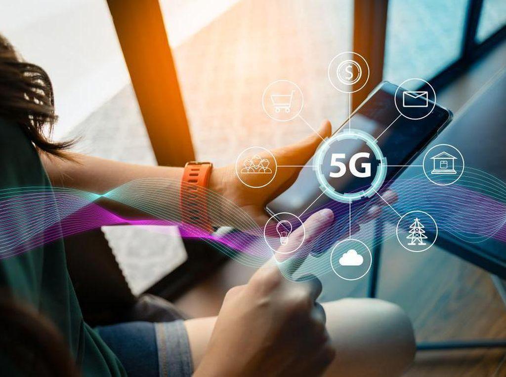 Mau Aktifkan Layanan 5G, Mesti Ganti Kartu Seperti 4G?