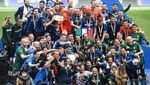 Inter Milan Rayakan Gelar ke-19 Liga Italia