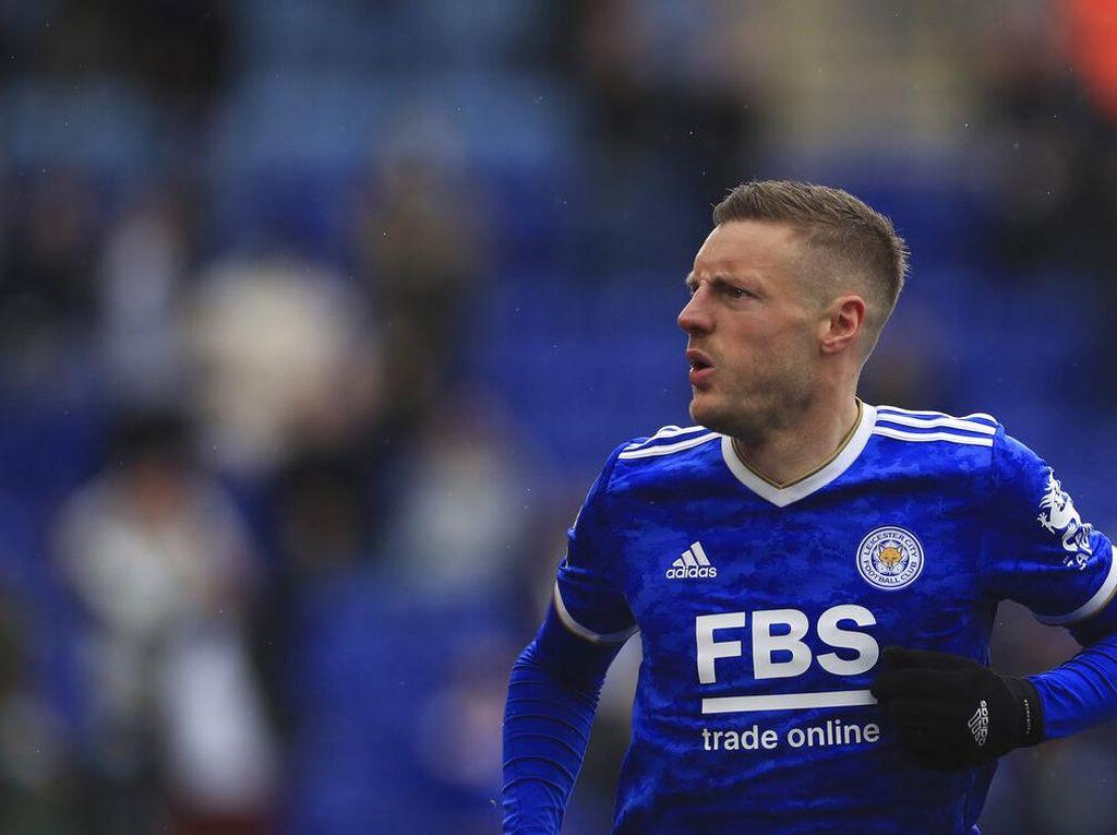 Leicester VS MU: Jamie Vardy Sedang On Fire, Setan Merah Mesti Waspada