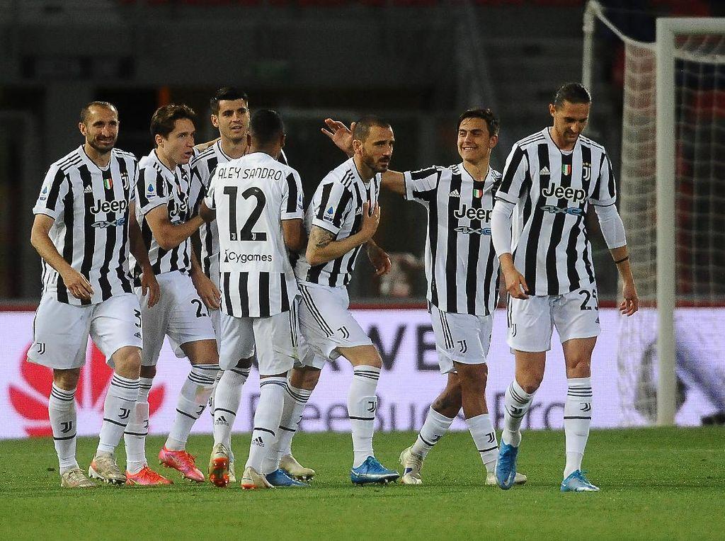 Juventus Bangkit Saat Kuburan Mereka Sudah Disiapkan