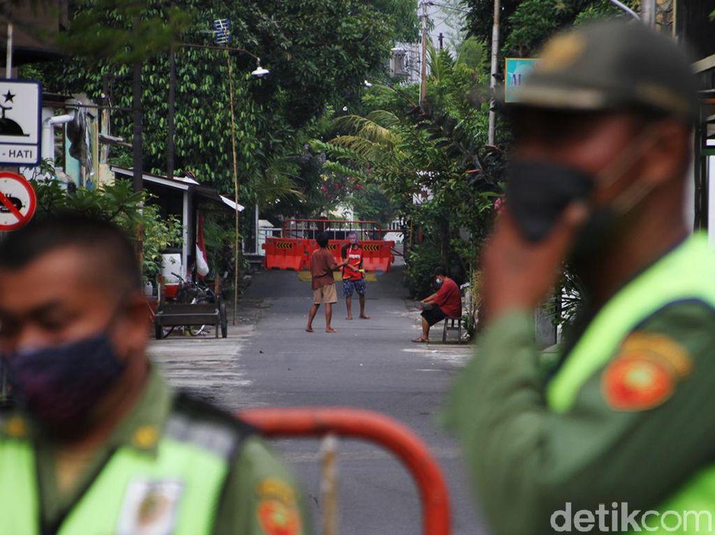 Update Kondisi Klaster Kampung Jokowi Solo: 19 Sembuh, 8 Masih Dikarantina