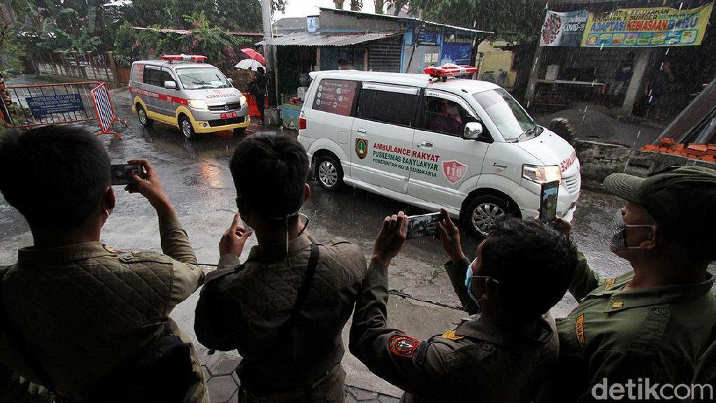 Klaster Bukber di Kampung Jokowi Terus Merebak