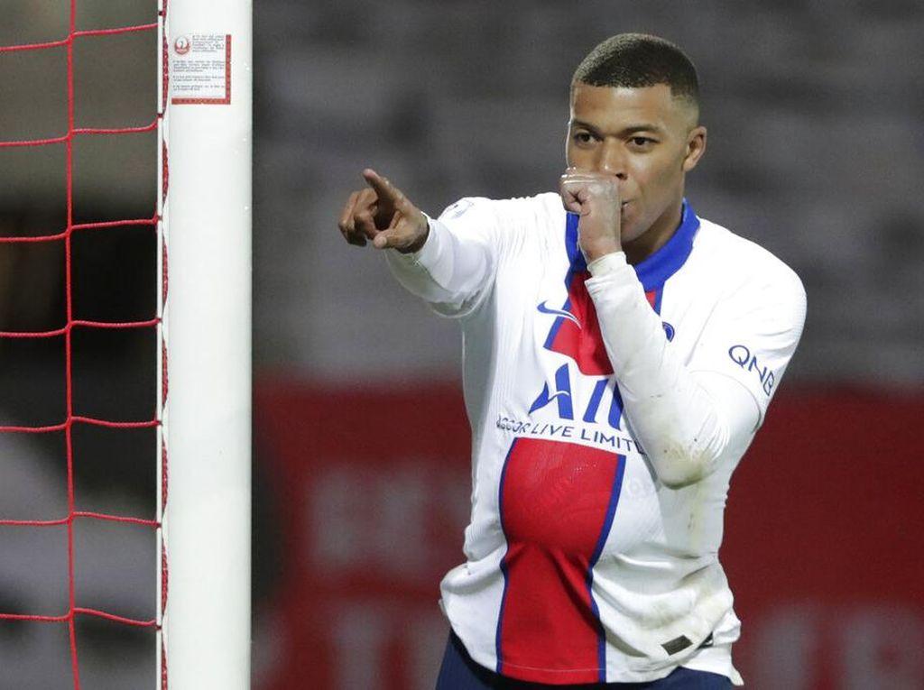 Bos PSG: Mbappe Pasti Bertahan!