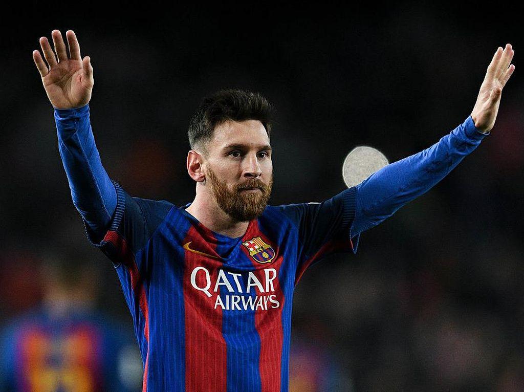 Eks Pelatih Madrid Ini Sebut Messi Terbaik, Lebih Oke dari Ronaldo