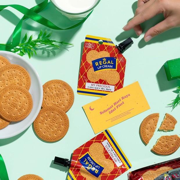 Lipcream aroma biskuit