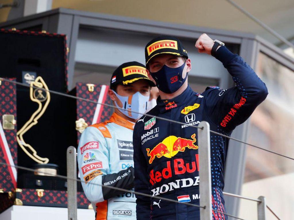 F1 2021: Verstappen Ungkap Kunci Keberhasilan Salip Hamilton di Klasemen