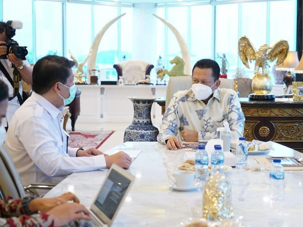 Turnamen Catur Piala Ketua MPR dan Menpora akan Bertabur Bintang